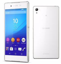 Desbloqueado smartphone 5.2'' Sony Ericssion Xperia Z3 D6603 -20.7mp 16g -blanco