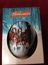 2007 Budweiser Holiday Ceramic Stein Winter's Calm Cs678