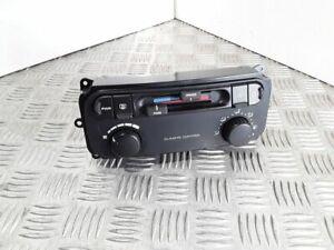 Chrysler Voyager 2001 Climate control unit module 05005002AF TRA16855