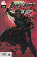 AVENGERS #42 (BLADE BLACK HISTORY MONTH VARIANT)(2021) COMIC BOOK ~ Marvel