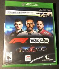 F1 2018 [ Headline Edition ] (XBOX ONE) NEW