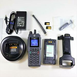 Motorola r765is (Nextel) Rugged Direct Talk Cell Phone - No Service Required