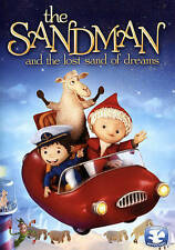 1 CENT DVD The Sandman and the Lost Sand of Dreams (Animated)