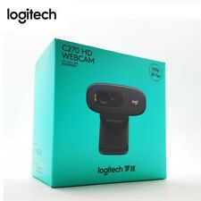 Logitech C260 Web Cam brand new in box IN HAND FAST SHIPPING