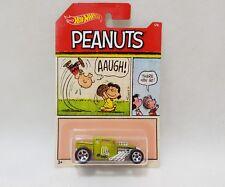 Hotwheels ~ Charles Schulz Peanuts Die-cast ~ Bone Shaker 1/6