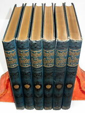 OUR OWN COUNTRY (c1890) Complete Set 6 Vol Illustrated British Isles antiquities