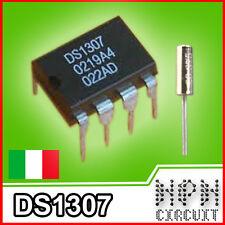 DS1307 + QUARZO 32.768 khz RTC Real Time Clock Orologio per Arduino, Pic I2C