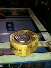 ENERPAC 50 TON FLAT JACK HIGH PRESSURE HYDRAULIC CYLINDER MODEL #: RSM-500