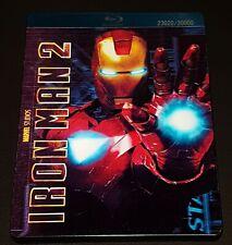 IRON MAN 2 TARGET excl. Star Metal Pak (kein Steelbook!) Blu-ray Lenticular