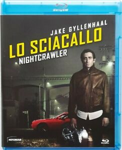 Blu-Ray Lo Chacal - Nightcrawler Avec Jake Gyllenhaal 2014 Usagé