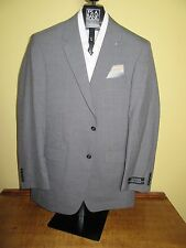 Jos A Bank classic collection solid light Grey jacket 48 Long   regular fit