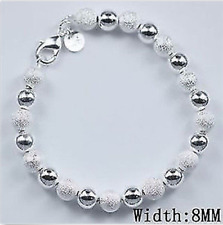 2017 Fashion Gifts Jewellery Solid925 Silver Bracelet/bangle
