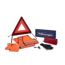 Original VW Sicherheitspaket Pannenhilfe Sicherheit Erste Hilfe Pannen Set OEM