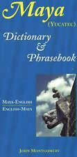 Maya-English / English-Maya (Yucatec) Dictionary and Phrasebook (Dictionary & Ph