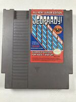 Jeopardy Junior Edition for Nintendo NES Cartridge Only