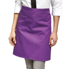 Premier Mid Length Spron PR151 Catering Kitchen Waitress Work Wear Short Aprons