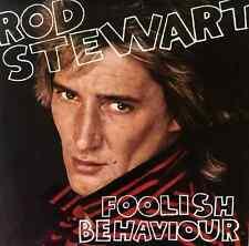 ROD STEWART - Foolish Behaviour (LP) (EX-/VG)