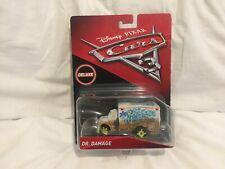 Disney Pixar Cars DR DAMAGE CRAZY 8 THUNDER HOLLOW Diecast 1:55 TOKYO DRIFT