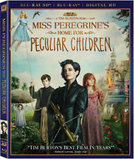 Miss Peregrine's Home For Peculiar Children [New Blu-ray 3D] With Blu-Ray, 2 P