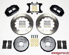 """Wilwood Superlite 6R Front Big Brake Kit Fits 2009-2013 Nissan 370Z,13"""" Rotors"""