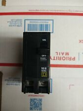 Square D Qo2100Cp 2 Pole 100A Plug-in Mini Circuit Breaker - Black older