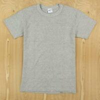 deadstock nwot vtg usa made STARTER blank gray t-shirt SMALL blend 80's 90's