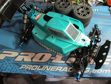 Team Associated Rc8, rc8b,rc8e brushless upgraded 1/8 buggy