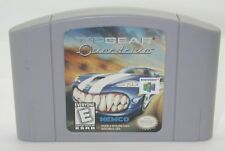 Nintendo N64 Top Gear Overdrive Game Cartridge. Works. R13585