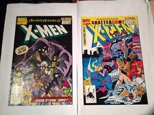 X-men Annual # 13,16