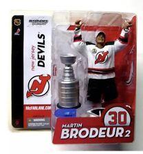 Martin Brodeur 2 Action Figure NHL Hockey Series 9 McFarlane Sports New 2004