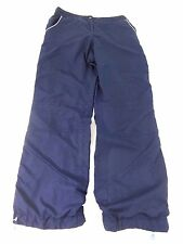 SB ACTIVE WOMENS NAVY BLUE POLYESTER CASUAL ATHLETIC PANTS SIZE M