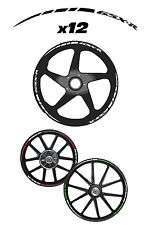 SUZUKI GSX-R GSXR-vinilo-sticker-pegatina-adhesivo-rueda moto