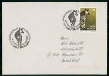 Belgium 1992 150 Years Zoo Nature Preservation Fauna Cover Wwh86773