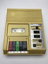 National Library of Congress Cassette Tape Player for the Blind C-1
