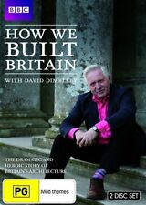 How We Built Britain (DVD,  2-Disc Set) R-4, NEW, FREE POST WITHIN AUSTRALIA
