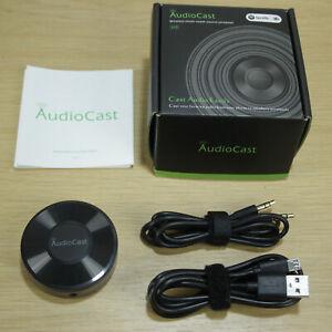 M5 Audiocast WiFi Wireless Music Streamer Adapter DLNA Airplay Spotify deezer