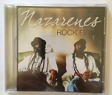 Nazarenes 'Rock Firm' CD Insteel Sounds (2008) Roots Reggae NEW Sealed - Rare!