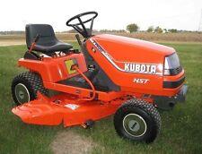 Kubota Tractor T1400 T1400H GH400V-L Shop Service Repair Manuals Tractors