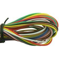 1/0.6mm Single Core Equipment Wire 11M Multicolour Pack