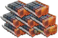 40 X Pgi-520 / cli-521 Cartuchos De Tinta Para Canon Pixma