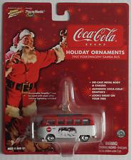 """Johnny Lightning – VW Bus T1 Samba """"Coke/X-Mas"""" Neu/OVP"""