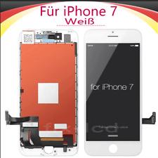 iPHONE 7 DISPLAY Weiß RETINA FRONT GLAS 4.7 LCD TOUCHSCREEN BILDSCHIRM EKRAN