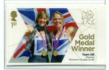 2012 GB Olympics Gold Medal Rowing Womens double sculls. SG 3347