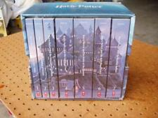 HARRY POTTER PAPERBACK BOX SET 2013 J.K. ROWLING SPECIAL EDITION SEALED NEW NIB