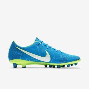 Nike Mercurial Victory VI NJR AG (Blue) - UK 9 (EUR 44) - New ~ 921508 400