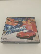 Road Avenger Sega Megadrive Mega CD Game PAL - Factory Sealed Never Opened