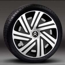 "New 16"" wheel trims to fit CITROEN C5 DISPATCH BERLINGO"