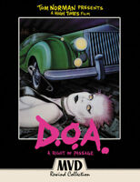 MVD Rewind #1 - D.O.A.: A Right of Passage - Special Collector's Edition Blu-ray