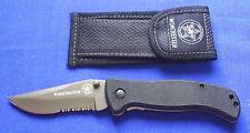 Taschenmesser Winchester Stake Out mit Gürteltasche Liner Lock Pocket Knife