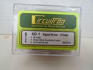 Circuitron SD-1 3 color Signal driver